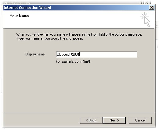 how to set up hotmail account on iphone 3