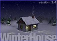 Cloudeight Winterhouse Christmas & Winter Screen Saver