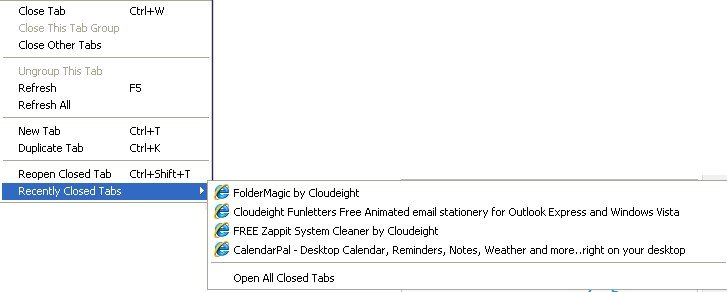 InfoAve by Cloudeight