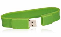 USB flash drive bracelets