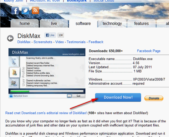 DiskMax Download