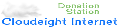 Cloudeight Donation Station