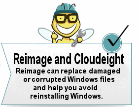 Reimage and Cloudeight