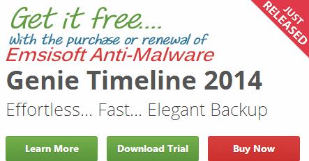 GET GENIE TIMELINE 2014 FREE