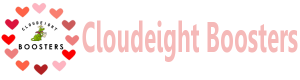 Cloudeight Boosters - Help us with your gift