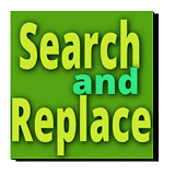 Search & Replace Can Save You Time - Cloudeight Internet