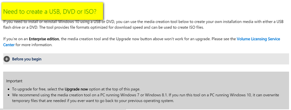 Where to download Windows 10 Upgrade Free – Cloudeight InfoAve