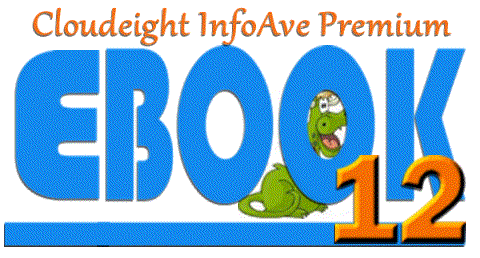 Cloudeight InfoAve Premium Ebook 12