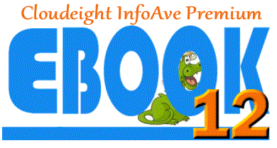 Cloudeight Infoave Premium Ebook Volume 12