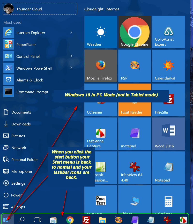 help  my windows 10 start menu disappeared   u2013 cloudeight