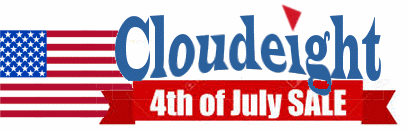 Cloudeight's Big 4th of July Weekend Sale...