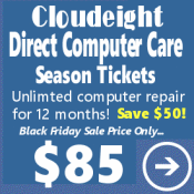 Cloudeight Direct Season Tickets