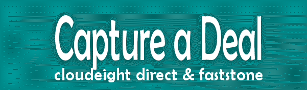 Cloudeight Direct Capture a Deal