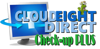 Cloudeight Direct Computer Care - CHECK-UP PLUS