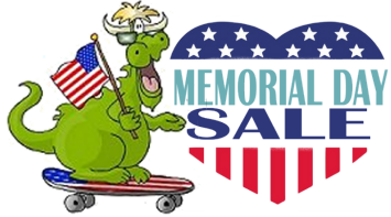 Cloudeight Memorial Day Sale 2017