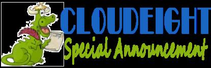 Cloudeight InfoAve Premium Special Announcement