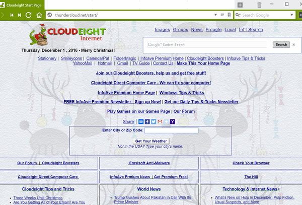 Cloudeight InfoAve