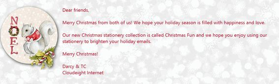 new christmas stationery our 2017 christmas sale cloudeight infoave