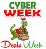Cloudeight 2017 Cyber Monday Deals Week