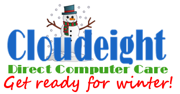 Cloudeight Direct Get Ready for Winter Cleanup