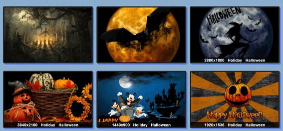 Cloudeight InfoAve Halloween