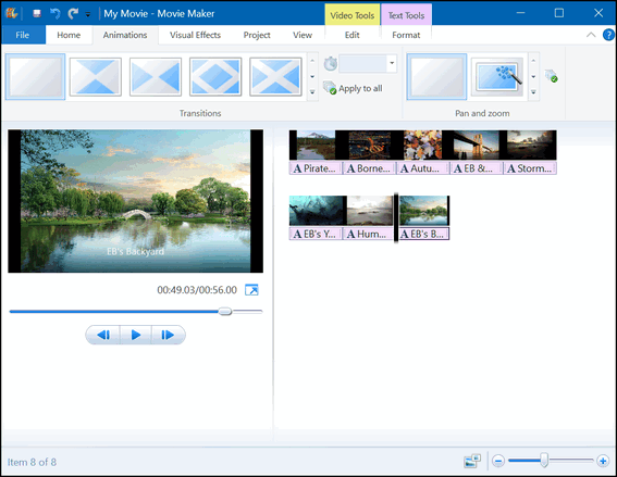 Cloudeight Windows Tips & Trick Windows Movie Maker & Photo Gallery on Windows 10