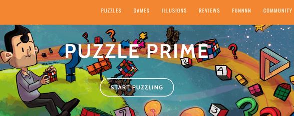 "Cloudeight Site Pick ""Puzzle Prime"""