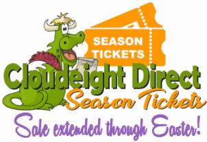 Cloudeight Direct Season Ticket