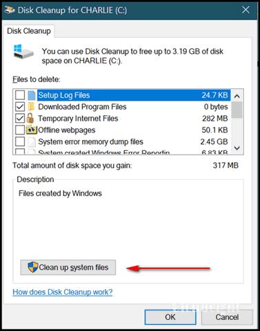 Windows Old Folder - Cloudeight InfoAve