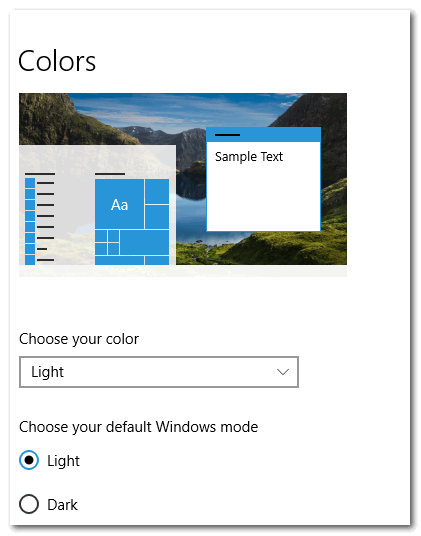 Windows 10 Light Theme - Cloudeight Windows tips