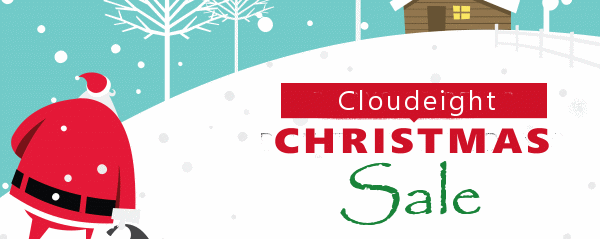Cloudeight Christmas Sale