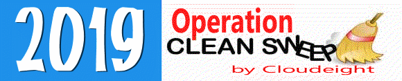 Cloudeight Operation Cleansweep