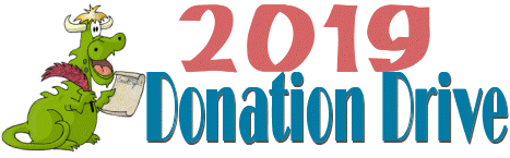 2019 Donataion Drive