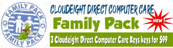 Cloudeight Direct Family Pak