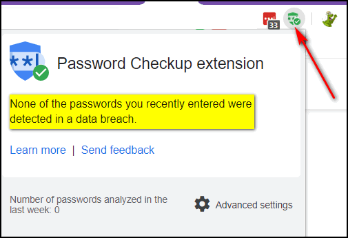 Cloudeight Freeware Pick - Password Checkup