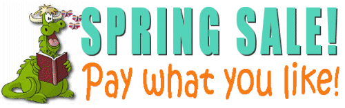 Pay What You Like Sale Is Back For Spring!