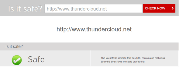 Cloudeight InfoAve How to Check Web Sites