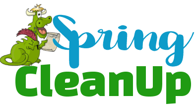 Cloudeight spring cleanup