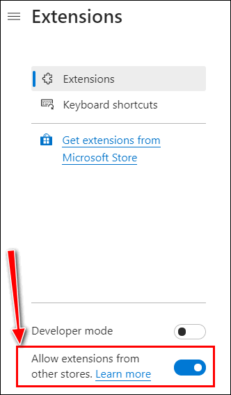 Cloudeight InfoAve - How to Use Chrome Extensions in the New Microsoft Edge