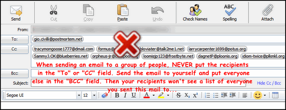 Cloudeight Email  Tips