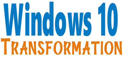 Make Windows 10 look and work like Windows 7