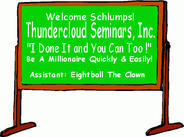 Thundercloud Get Rich Quick Seminars, Inc.