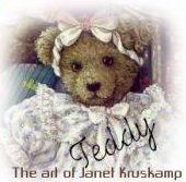 Teddy- The Art of Janet Kruskamp
