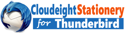 Cloudeight Stationery for Thunderbird