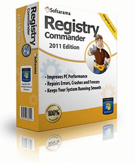 Regstry Commander