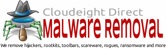 Cloudeight Direct Malware Removal