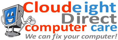 Cloudeight Direct Computer Care - We'll fix your computer right!