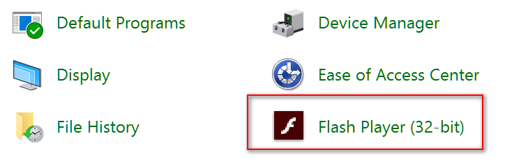 Flashplayer Cache