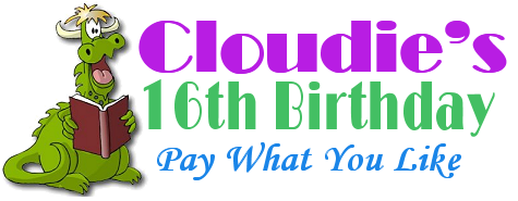 Cloudie's Birthday Sale - Pay What Your Like