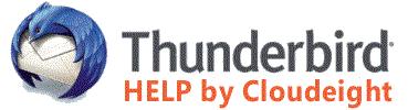 Thunderbird Help by Cloudeight